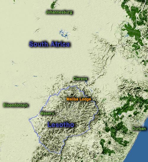 SA & Lesotho