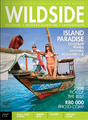 Maliba Lodge appearing in Wildside Magazine