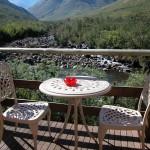 River Lodge Deck View
