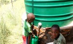 Ha Mali water tank project