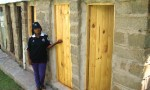 Ha Mohale Capital works project to improve basic infrastructure - NewToilet Doors