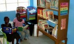 Library project at the Ts'ehlanyane Community School