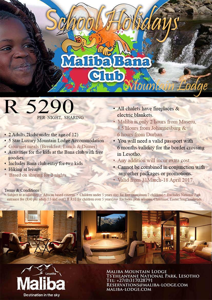 Maliba-Lodge-Mountain-Lodge-2017-March-Special