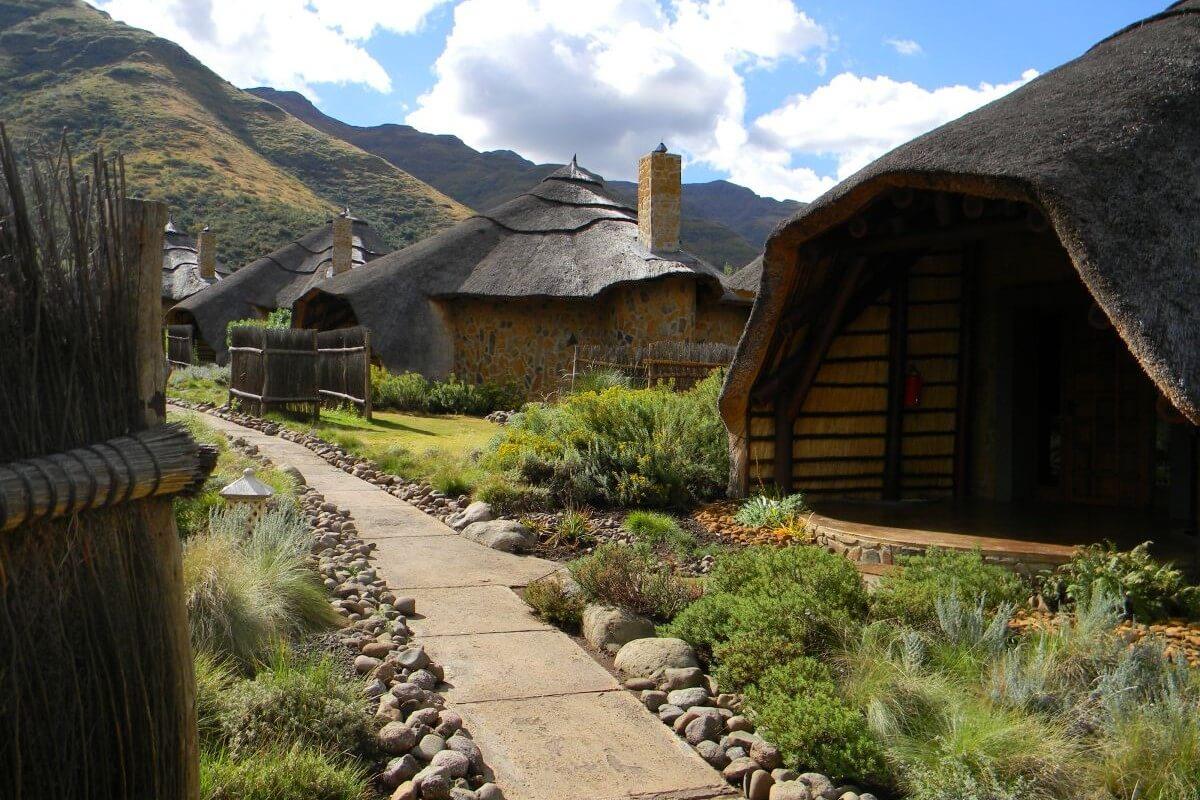 Luxury Lesotho Accommodation Maliba Lodge Lesotho Lesotho Hotel
