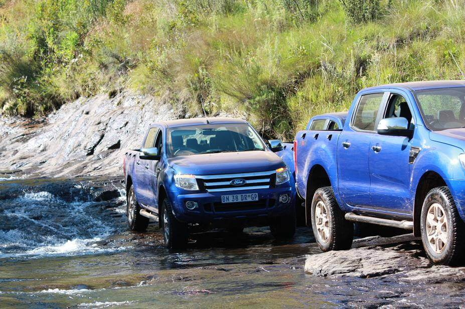 Four Wheel driving lesotho